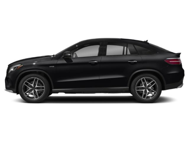 Black 2018 Mercedes-Benz GLE Pictures GLE AMG GLE 43 4MATIC Coupe photos side view