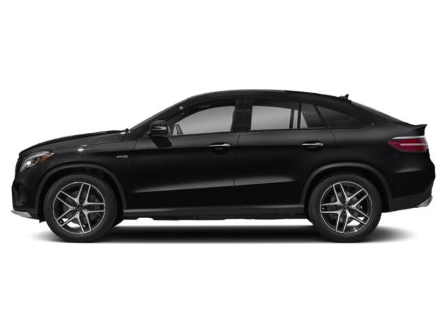 Black 2018 Mercedes-Benz GLE Pictures GLE Utility 4D GLE43 AMG Sport Cpoe AWD photos side view