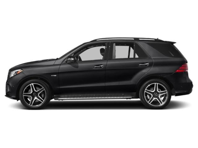 Black 2018 Mercedes-Benz GLE Pictures GLE AMG GLE 43 4MATIC SUV photos side view