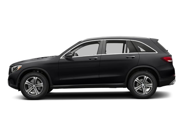 Black 2018 Mercedes-Benz GLC Pictures GLC GLC 300 SUV photos side view
