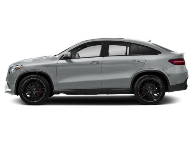 Iridium Silver Metallic 2018 Mercedes-Benz GLE Pictures GLE Utility 4D GLE63 AMG S Sport Cpe AWD photos side view