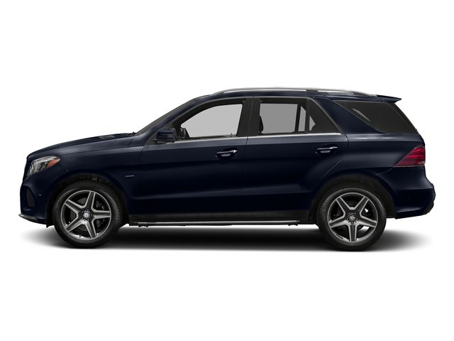 Lunar Blue Metallic 2018 Mercedes-Benz GLE Pictures GLE Utility 4D GLE550 Plug-In AWD V6 photos side view