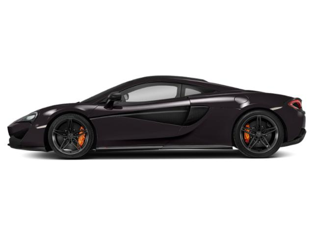 Amethyst Black 2018 McLaren 570S Pictures 570S Coupe photos side view
