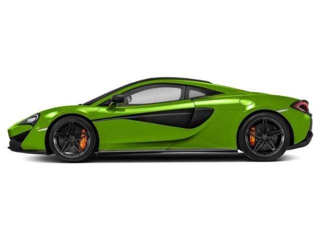 Mantis Green 2018 McLaren 570S Pictures 570S Coupe photos side view