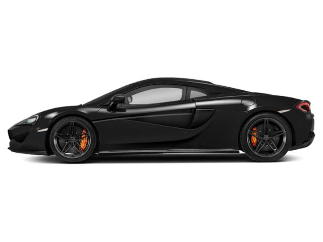 Onyx Black 2018 McLaren 570S Pictures 570S Coupe photos side view