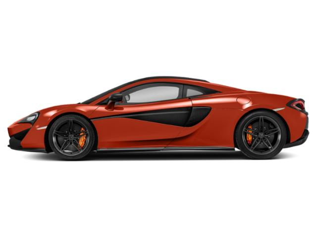 Volcano Orange 2018 McLaren 570S Pictures 570S Coupe photos side view