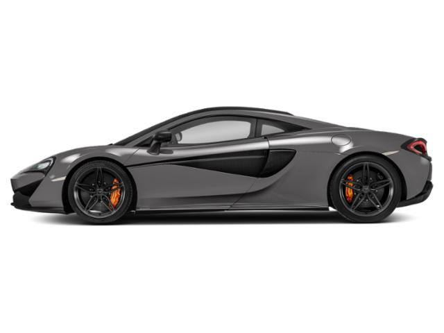 Sarthe Grey 2018 McLaren 570S Pictures 570S Coupe photos side view