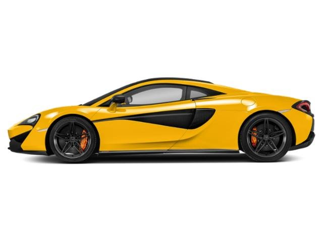 Volcano Yellow 2018 McLaren 570S Pictures 570S Coupe photos side view