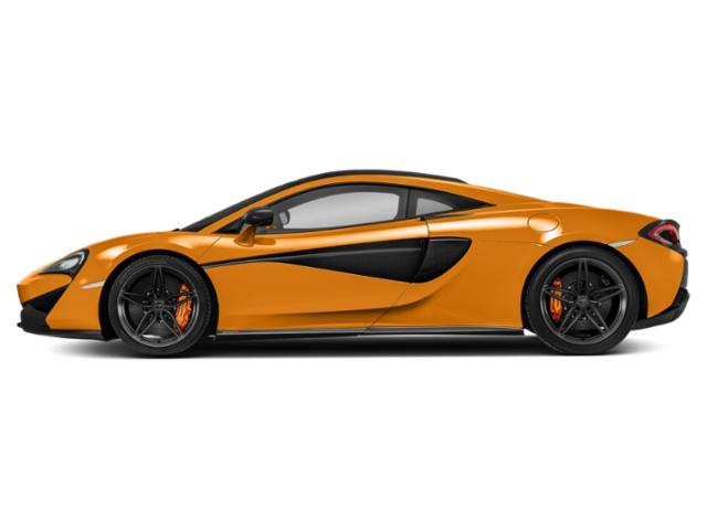 Ventura Orange 2018 McLaren 570S Pictures 570S Coupe photos side view