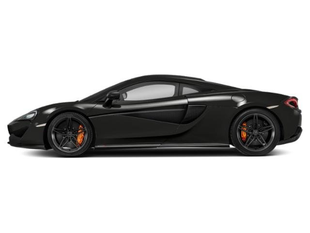 Zenith Black 2018 McLaren 570S Pictures 570S Coupe photos side view