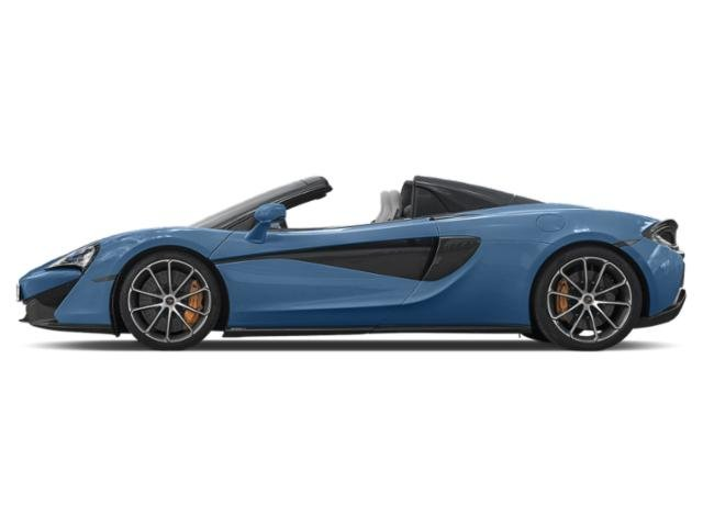 Pacific 2018 McLaren 570S Pictures 570S Spider photos side view