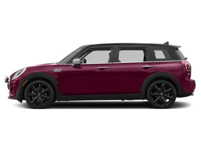 Pure Burgundy Metallic 2018 MINI Clubman Pictures Clubman Cooper S ALL4 photos side view