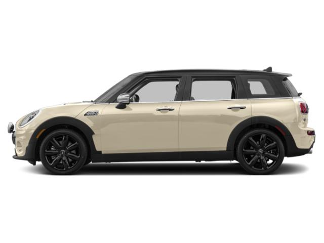 Pepper White 2018 MINI Clubman Pictures Clubman Cooper S ALL4 photos side view
