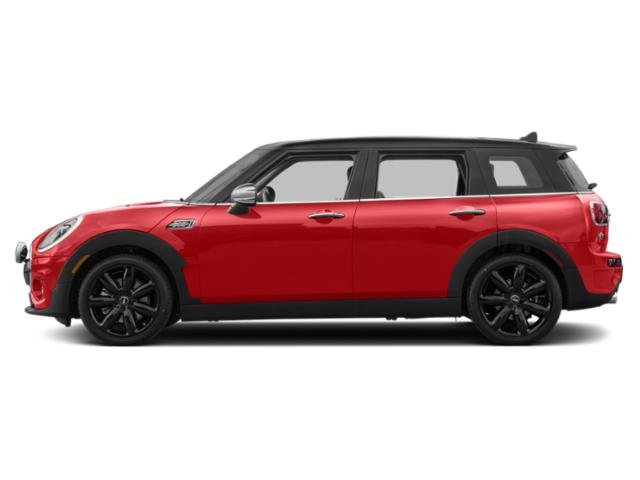 Chili Red 2018 MINI Clubman Pictures Clubman Cooper S ALL4 photos side view