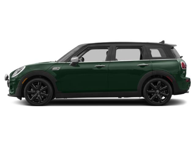 British Racing Green Metallic 2018 MINI Clubman Pictures Clubman Cooper S ALL4 photos side view