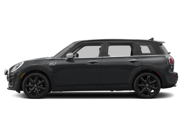 Thunder Gray Metallic 2018 MINI Clubman Pictures Clubman Cooper S ALL4 photos side view