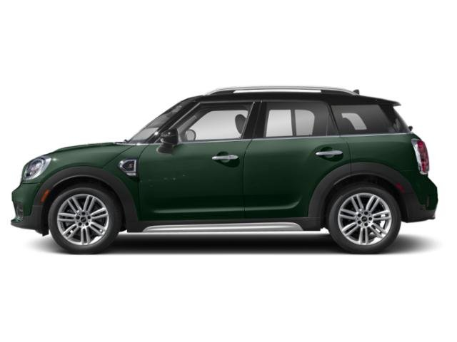 British Racing Green Metallic 2018 MINI Countryman Pictures Countryman Wagon 4D Countryman S AWD I4 Turbo photos side view