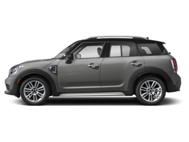 Moonwalk Grey Metallic 2018 MINI Countryman Pictures Countryman Wagon 4D Countryman S AWD I4 Turbo photos side view