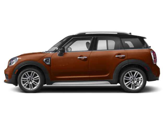 Chestnut 2018 MINI Countryman Pictures Countryman Wagon 4D Countryman S AWD I4 Turbo photos side view