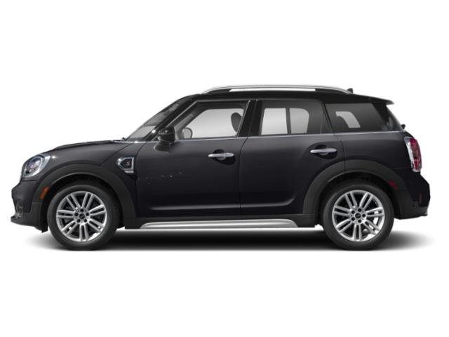 MINI Yours Lapisluxury Blue 2018 MINI Countryman Pictures Countryman Wagon 4D Countryman S AWD I4 Turbo photos side view