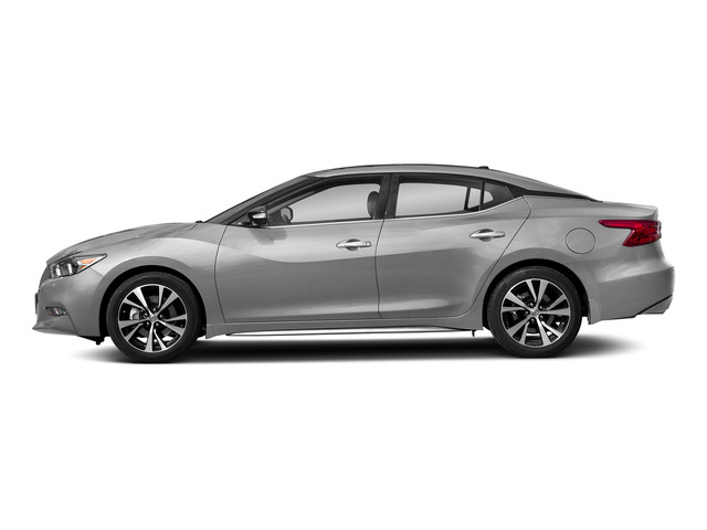 Brilliant Silver 2018 Nissan Maxima Pictures Maxima Platinum 3.5L photos side view