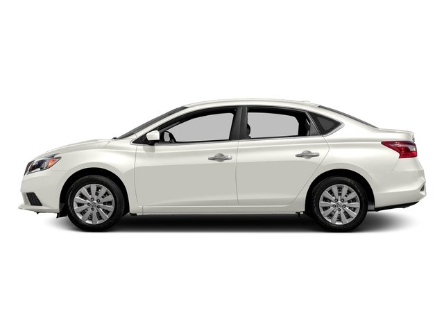 Fresh Powder 2018 Nissan Sentra Pictures Sentra S CVT photos side view