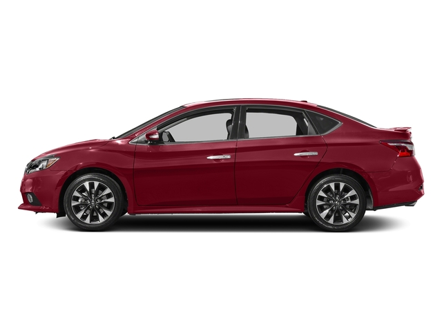 Red Alert 2018 Nissan Sentra Pictures Sentra SR Turbo Manual photos side view