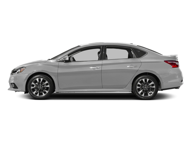 Brilliant Silver 2018 Nissan Sentra Pictures Sentra SR Turbo Manual photos side view