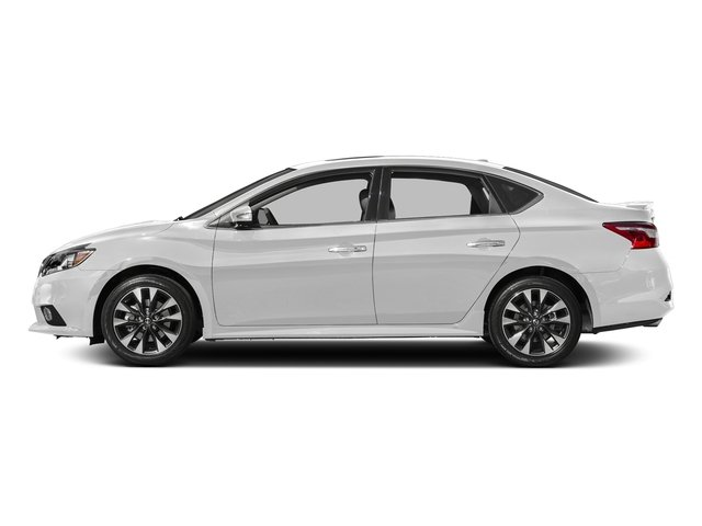 Aspen White 2018 Nissan Sentra Pictures Sentra SR Turbo Manual photos side view