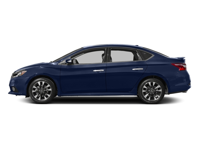 Deep Blue Pearl 2018 Nissan Sentra Pictures Sentra SR Turbo Manual photos side view