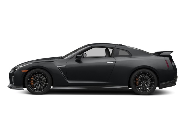 Jet Black Pearl 2018 Nissan GT-R Pictures GT-R Track Edition AWD photos side view