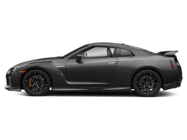 Gun Metallic 2018 Nissan GT-R Pictures GT-R Coupe 2D Premium AWD V6 Turbo photos side view
