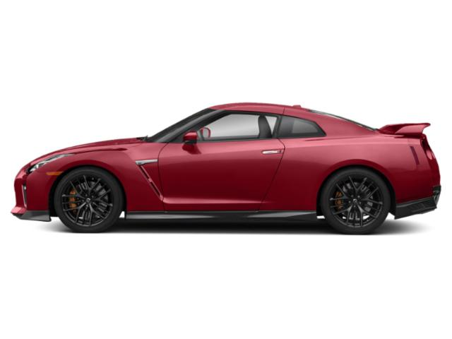 Solid Red 2018 Nissan GT-R Pictures GT-R Coupe 2D Premium AWD V6 Turbo photos side view