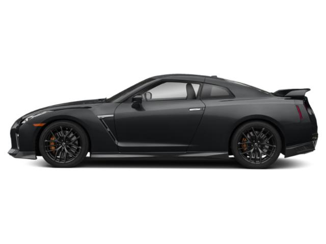 Jet Black Pearl 2018 Nissan GT-R Pictures GT-R Coupe 2D Premium AWD V6 Turbo photos side view