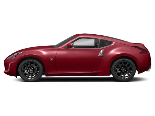 Solid Red 2018 Nissan 370Z Coupe Pictures 370Z Coupe 2D Touring V6 photos side view