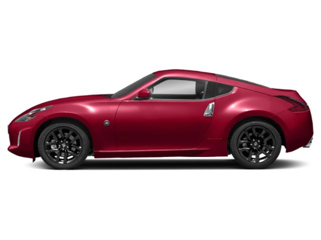 Passion Red 2018 Nissan 370Z Coupe Pictures 370Z Coupe 2D Touring V6 photos side view