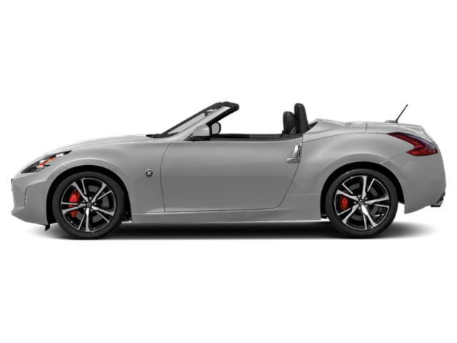 Brilliant Silver 2018 Nissan 370Z Roadster Pictures 370Z Roadster Touring Auto photos side view