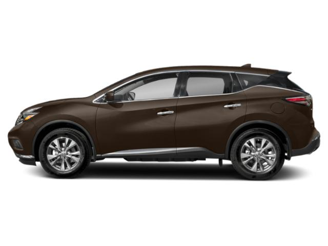 Java Metallic 2018 Nissan Murano Pictures Murano AWD SV photos side view