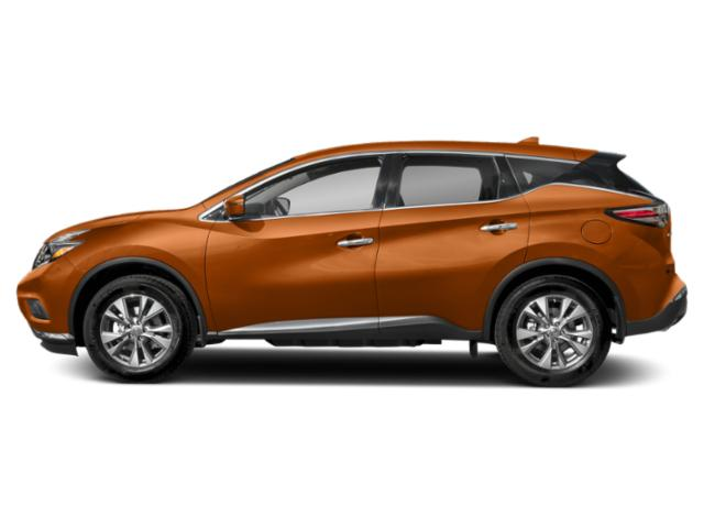 Pacific Sunset Metallic 2018 Nissan Murano Pictures Murano AWD Platinum photos side view