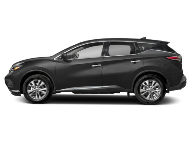 Gun Metallic 2018 Nissan Murano Pictures Murano AWD SV photos side view
