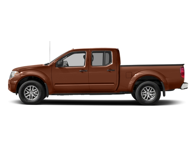 Forged Copper 2018 Nissan Frontier Pictures Frontier Crew Cab 4x2 SV V6 Auto Long Bed photos side view