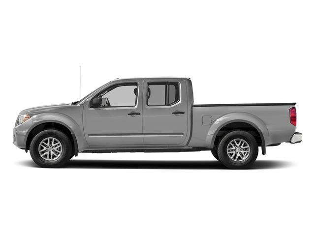 Brilliant Silver 2018 Nissan Frontier Pictures Frontier Crew Cab 4x2 SV V6 Auto Long Bed photos side view