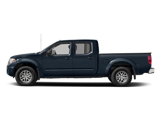 Arctic Blue Metallic 2018 Nissan Frontier Pictures Frontier Crew Cab 4x2 SV V6 Auto Long Bed photos side view