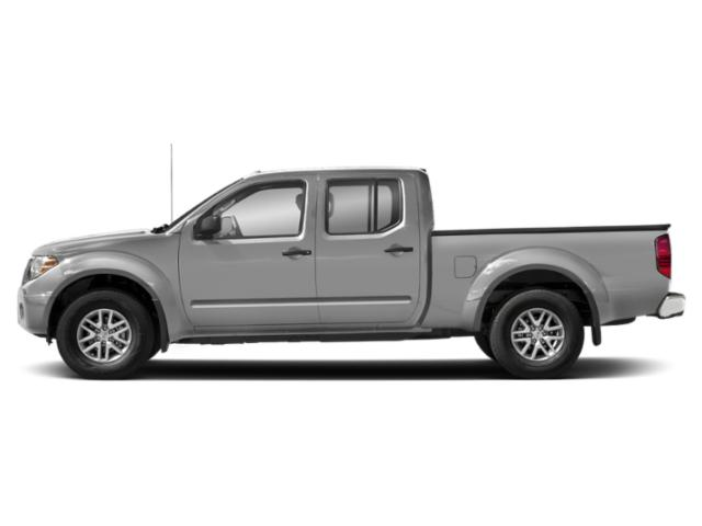 Brilliant Silver 2018 Nissan Frontier Pictures Frontier Crew Cab SV 4WD photos side view