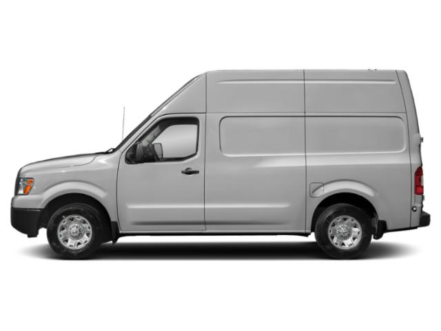 Brilliant Silver 2018 Nissan NV Cargo Pictures NV Cargo NV2500 HD High Roof V6 S photos side view