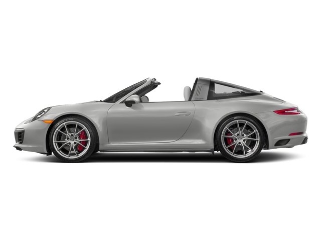 Chalk 2018 Porsche 911 Pictures 911 Targa 4 GTS photos side view