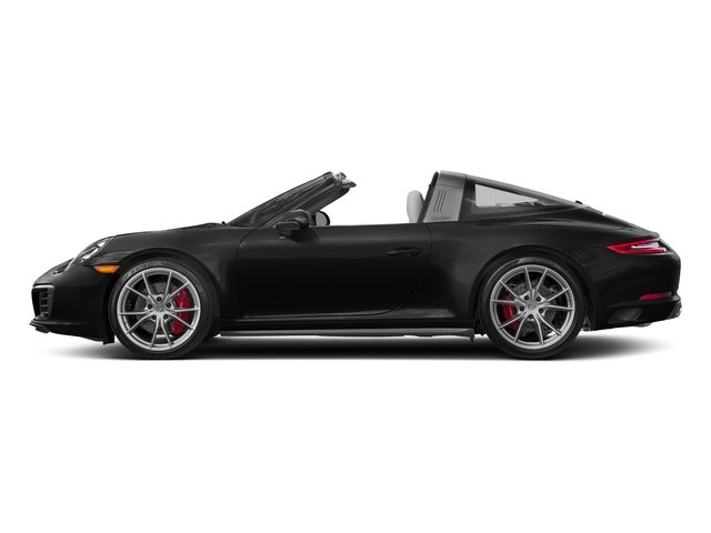 Custom Color 2018 Porsche 911 Pictures 911 Targa 4 GTS photos side view