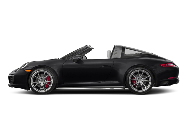 Black 2018 Porsche 911 Pictures 911 Targa 4 GTS photos side view