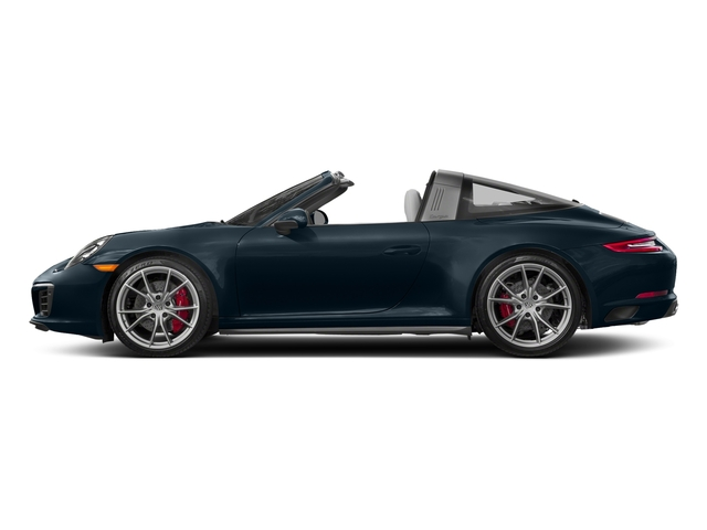 Night Blue Metallic 2018 Porsche 911 Pictures 911 Targa 4 GTS photos side view