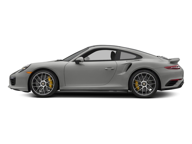 Chalk 2018 Porsche 911 Pictures 911 Turbo S Coupe photos side view